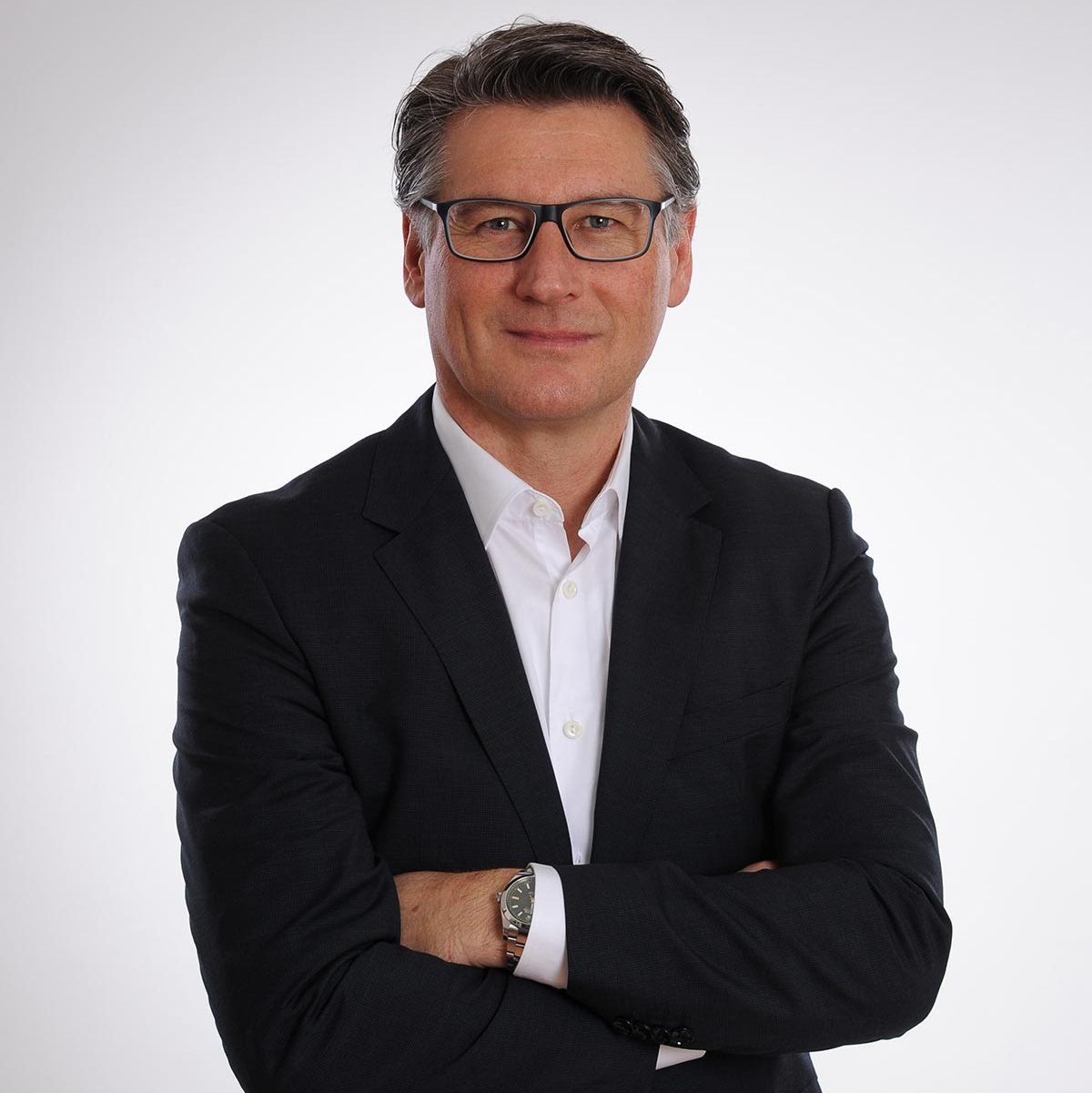 Peter Schmid, General Manager GROHE Switzerland