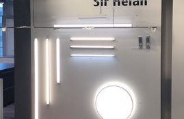 Sir Heian AG: Showroom Bauarena
