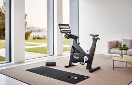 Fitness Zuhause. Bild: Technogym C/O Fimex Distribution AG
