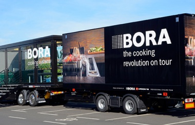 BORA Cooking Truck